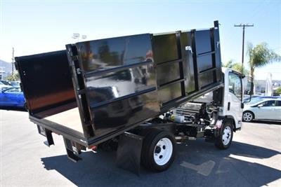 2018 LCF 4500 Regular Cab 4x2,  Martin's Quality Truck Body Landscape Dump #M18722 - photo 16