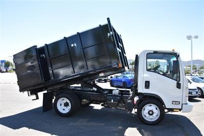 2018 LCF 4500 Regular Cab 4x2,  Martin's Quality Truck Body Landscape Dump #M18722 - photo 17
