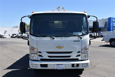 2018 LCF 4500 Regular Cab 4x2,  Martin's Quality Truck Body Landscape Dump #M18722 - photo 4
