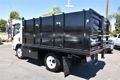 2018 LCF 4500 Regular Cab 4x2,  Martin's Quality Truck Body Landscape Dump #M18722 - photo 7
