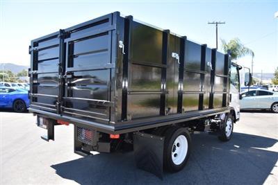 2018 LCF 4500 Regular Cab 4x2,  Martin's Quality Truck Body Landscape Dump #M18722 - photo 2