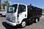 2018 LCF 4500 Regular Cab 4x2,  Martin's Quality Truck Body Landscape Dump #M18722 - photo 5