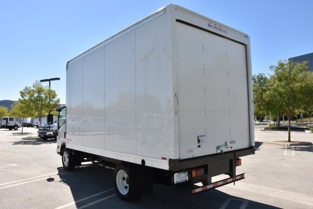 2018 LCF 4500 Regular Cab 4x2,  American Truck Bodies Dry Freight #M18726 - photo 11