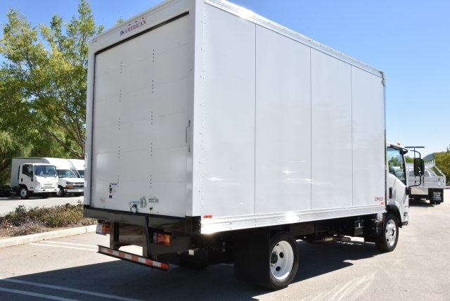 2018 LCF 4500 Regular Cab 4x2,  American Truck Bodies Dry Freight #M18726 - photo 1