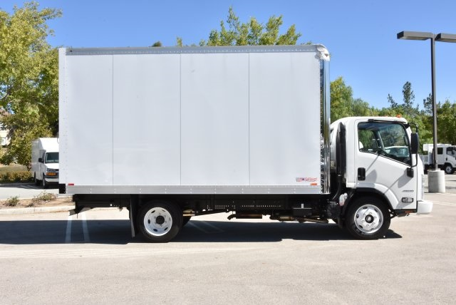 2018 LCF 4500 Regular Cab 4x2,  American Truck Bodies Dry Freight #M18726 - photo 12