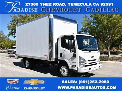 2018 LCF 4500 Regular Cab 4x2,  American Truck Bodies Van Body Dry Freight #M18726 - photo 1