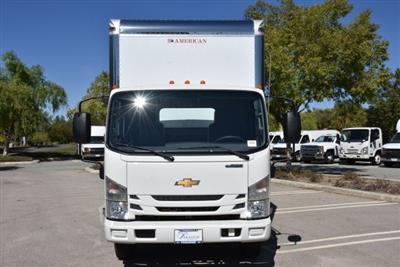 2018 LCF 4500 Regular Cab 4x2,  American Truck Bodies Van Body Dry Freight #M18726 - photo 7