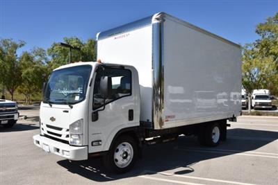 2018 LCF 4500 Regular Cab 4x2,  American Truck Bodies Van Body Dry Freight #M18726 - photo 9