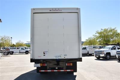 2018 LCF 4500 Regular Cab 4x2,  American Truck Bodies Van Body Dry Freight #M18726 - photo 4