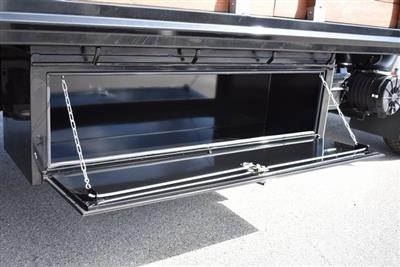 2018 LCF 4500 Regular Cab 4x2,  Martin's Quality Truck Body Flat/Stake Bed #M18727 - photo 11