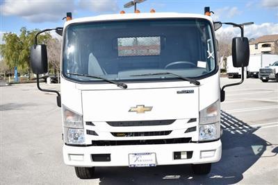 2018 LCF 4500 Regular Cab 4x2,  Martin's Quality Truck Body Flat/Stake Bed #M18727 - photo 6