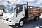 2018 LCF 4500 Regular Cab 4x2,  Martin's Quality Truck Body Flat/Stake Bed #M18727 - photo 7