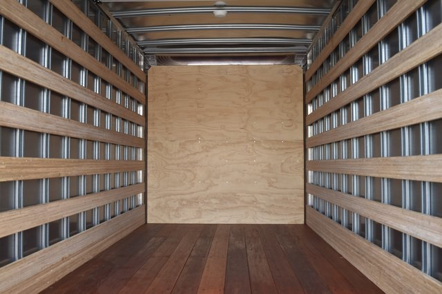 2018 LCF 4500 Regular Cab 4x2,  American Truck Bodies Straight Box #M18732 - photo 21
