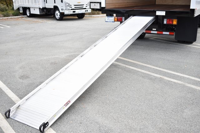 2018 LCF 4500 Regular Cab 4x2,  American Truck Bodies Straight Box #M18732 - photo 22