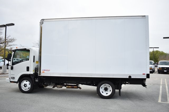 2018 LCF 4500 Regular Cab 4x2,  American Truck Bodies Straight Box #M18732 - photo 13