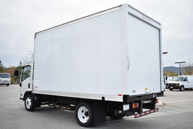 2018 LCF 4500 Regular Cab 4x2,  American Truck Bodies Straight Box #M18732 - photo 15