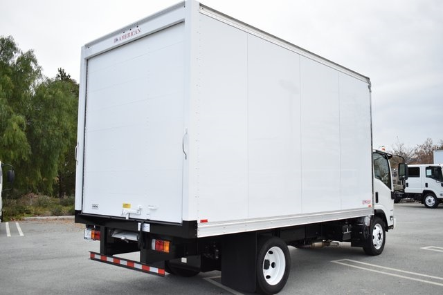 2018 LCF 4500 Regular Cab 4x2,  American Truck Bodies Straight Box #M18732 - photo 1