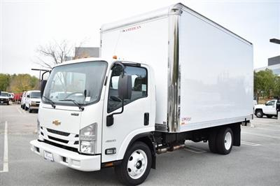 2018 LCF 4500 Regular Cab 4x2,  American Truck Bodies Dry Freight #M18732 - photo 11