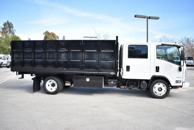 2018 LCF 4500 Crew Cab 4x2,  Cab Chassis #M18736 - photo 10