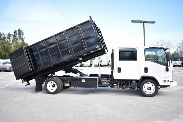 2018 LCF 4500 Crew Cab 4x2,  Cab Chassis #M18736 - photo 18