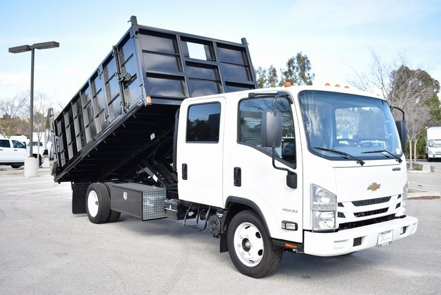 2018 LCF 4500 Crew Cab 4x2,  Cab Chassis #M18736 - photo 19