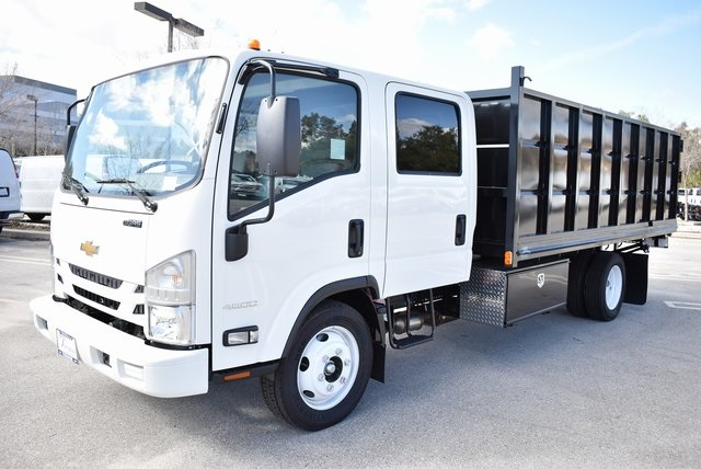 2018 LCF 4500 Crew Cab 4x2,  Cab Chassis #M18736 - photo 6