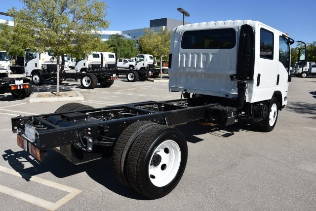2018 LCF 4500 Crew Cab 4x2,  Cab Chassis #M18739 - photo 1