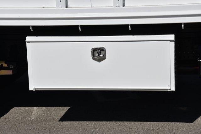2018 LCF 4500 Crew Cab 4x2,  Martin's Quality Truck Body Landscape Dump #M18740 - photo 10