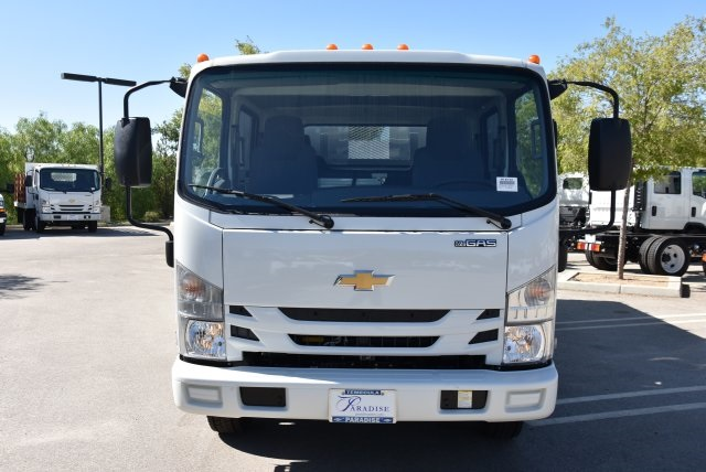 2018 LCF 4500 Crew Cab 4x2,  Martin's Quality Truck Body Landscape Dump #M18740 - photo 4