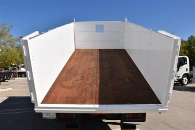 2018 LCF 4500 Crew Cab 4x2,  Martin's Quality Truck Body Landscape Dump #M18740 - photo 15