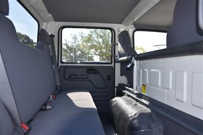 2018 LCF 4500 Crew Cab 4x2,  Martin's Quality Truck Body Landscape Dump #M18740 - photo 21