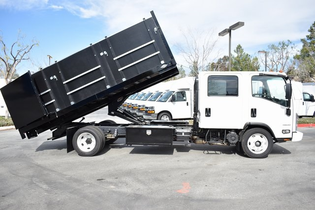 2018 LCF 4500 Crew Cab 4x2,  Cab Chassis #M18747 - photo 13