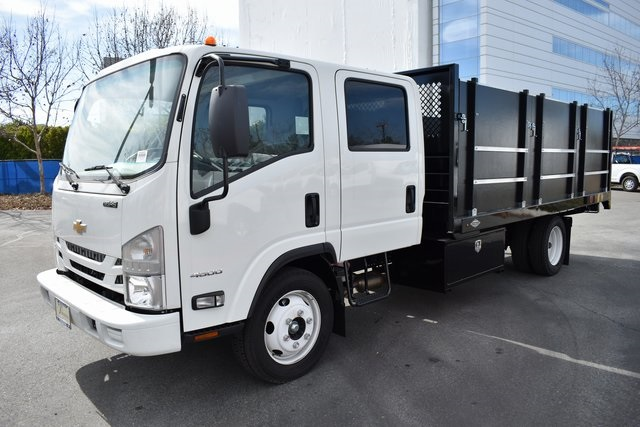 2018 LCF 4500 Crew Cab 4x2,  Cab Chassis #M18747 - photo 3