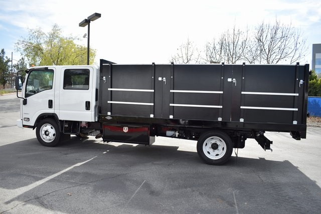 2018 LCF 4500 Crew Cab 4x2,  Cab Chassis #M18747 - photo 4