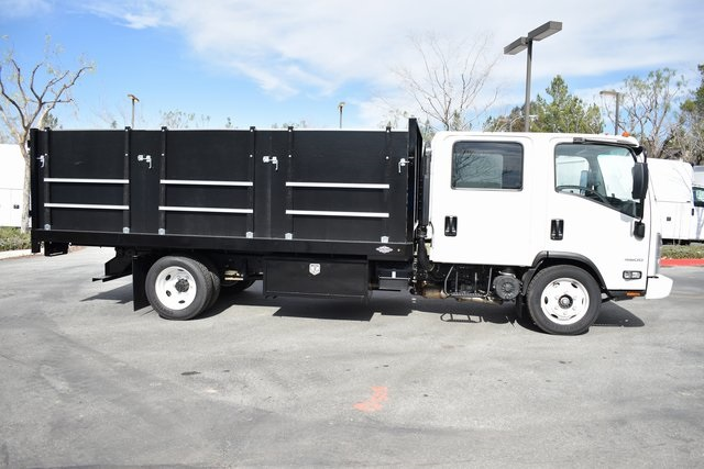 2018 LCF 4500 Crew Cab 4x2,  Cab Chassis #M18747 - photo 8
