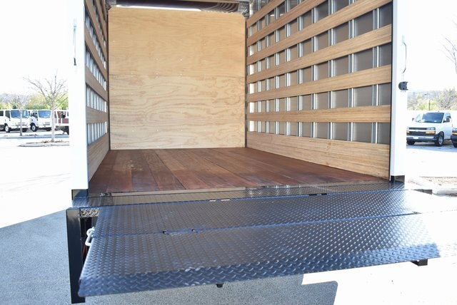 2018 LCF 4500 Regular Cab 4x2,  American Truck Bodies Dry Freight #M18756 - photo 3