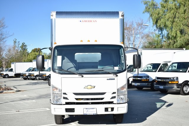 2018 LCF 4500 Regular Cab 4x2,  American Truck Bodies Dry Freight #M18756 - photo 10