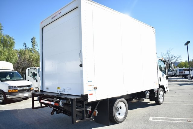 2018 LCF 4500 Regular Cab 4x2,  American Truck Bodies Dry Freight #M18756 - photo 2