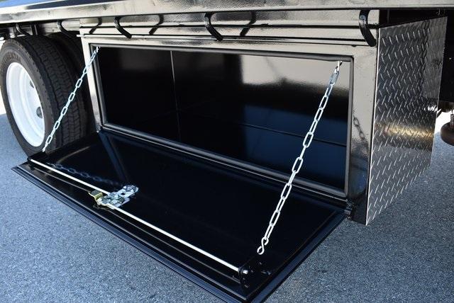 2018 LCF 4500 Regular Cab 4x2,  Martin Flat/Stake Bed #M18757 - photo 11