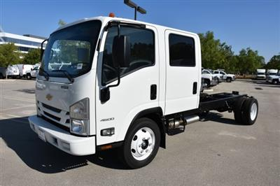 2018 LCF 4500 Crew Cab 4x2,  Cab Chassis #M18761 - photo 4