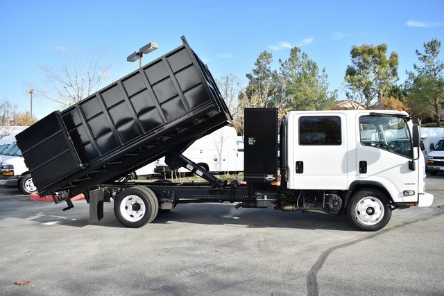 2018 LCF 4500 Crew Cab 4x2,  Cab Chassis #M18762 - photo 14