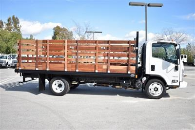 2018 LCF 4500 Regular Cab 4x2,  Martin's Quality Truck Body Flat/Stake Bed #M18763 - photo 10