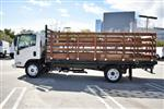 2018 LCF 4500 Regular Cab 4x2,  Martin's Quality Truck Body Flat/Stake Bed #M18763 - photo 7