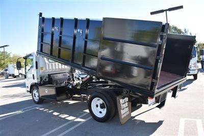 2018 LCF 4500 Regular Cab,  Martin's Quality Truck Body Landscape Dump #M18764 - photo 13