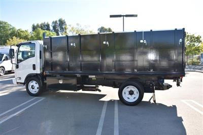 2018 LCF 4500 Regular Cab 4x2,  Martin's Quality Truck Body Landscape Dump #M18764 - photo 6