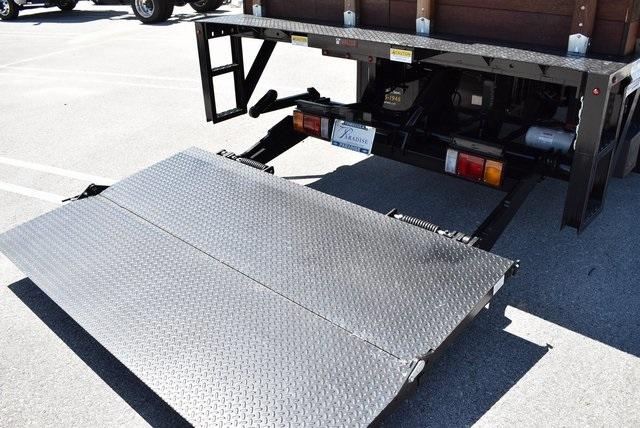 2018 LCF 4500 Regular Cab 4x2,  Martin Flat/Stake Bed #M18766 - photo 12