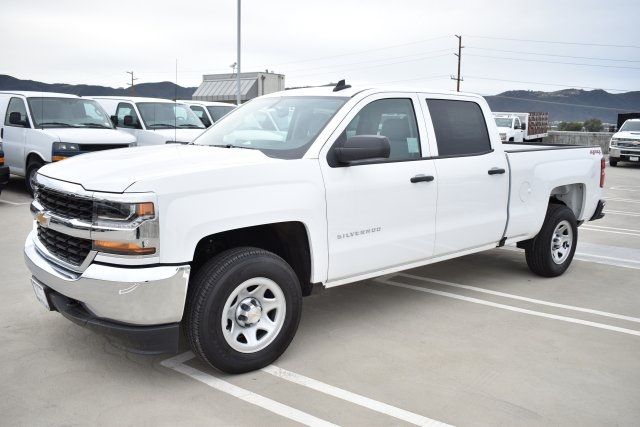 2018 Silverado 1500 Crew Cab 4x4,  Pickup #M18779 - photo 4