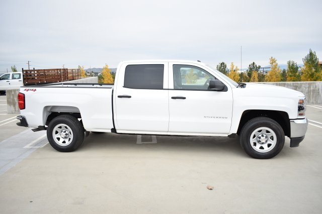 2018 Silverado 1500 Crew Cab 4x4,  Pickup #M18779 - photo 8