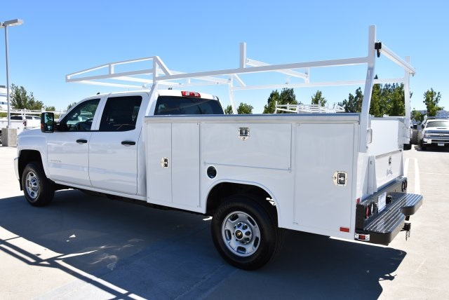 2018 Silverado 2500 Crew Cab 4x2,  Harbor Utility #M18784 - photo 7