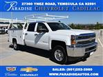 2018 Silverado 2500 Crew Cab 4x2,  Harbor Utility #M18786 - photo 1